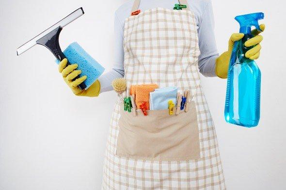 Услуги свързани с почистване на дома